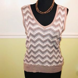 NY & Company Sleeveless Sweater